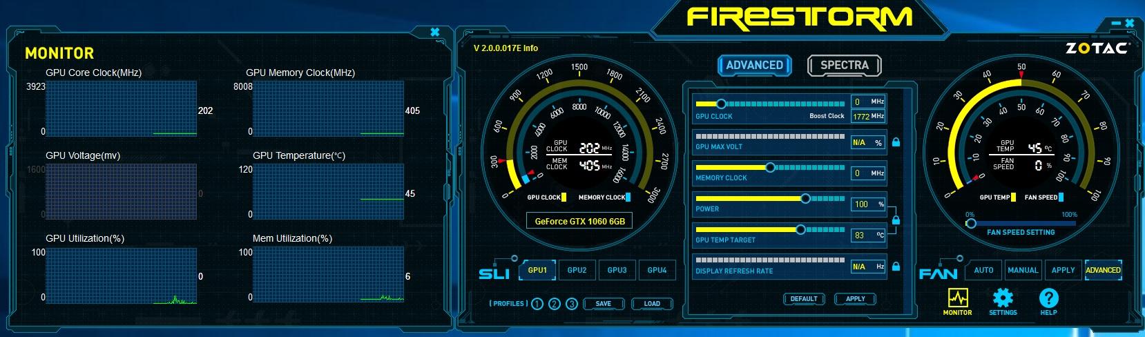 zotac firestorm 2