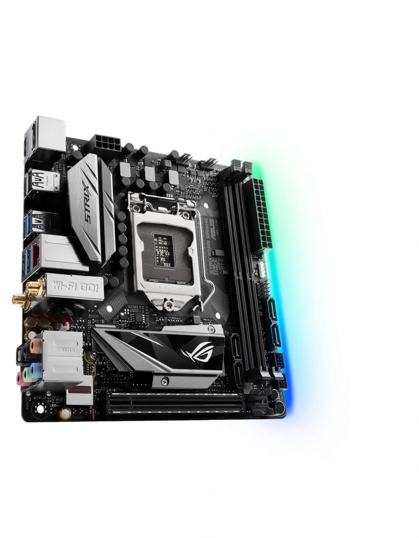 ROG Strix B250I Gaming-3D-1-Aura