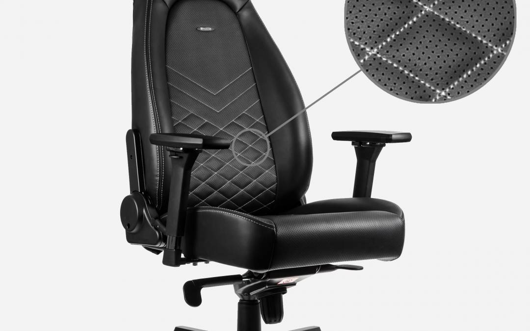 Noblechairs Launches new ICON Series of Luxury Chairs