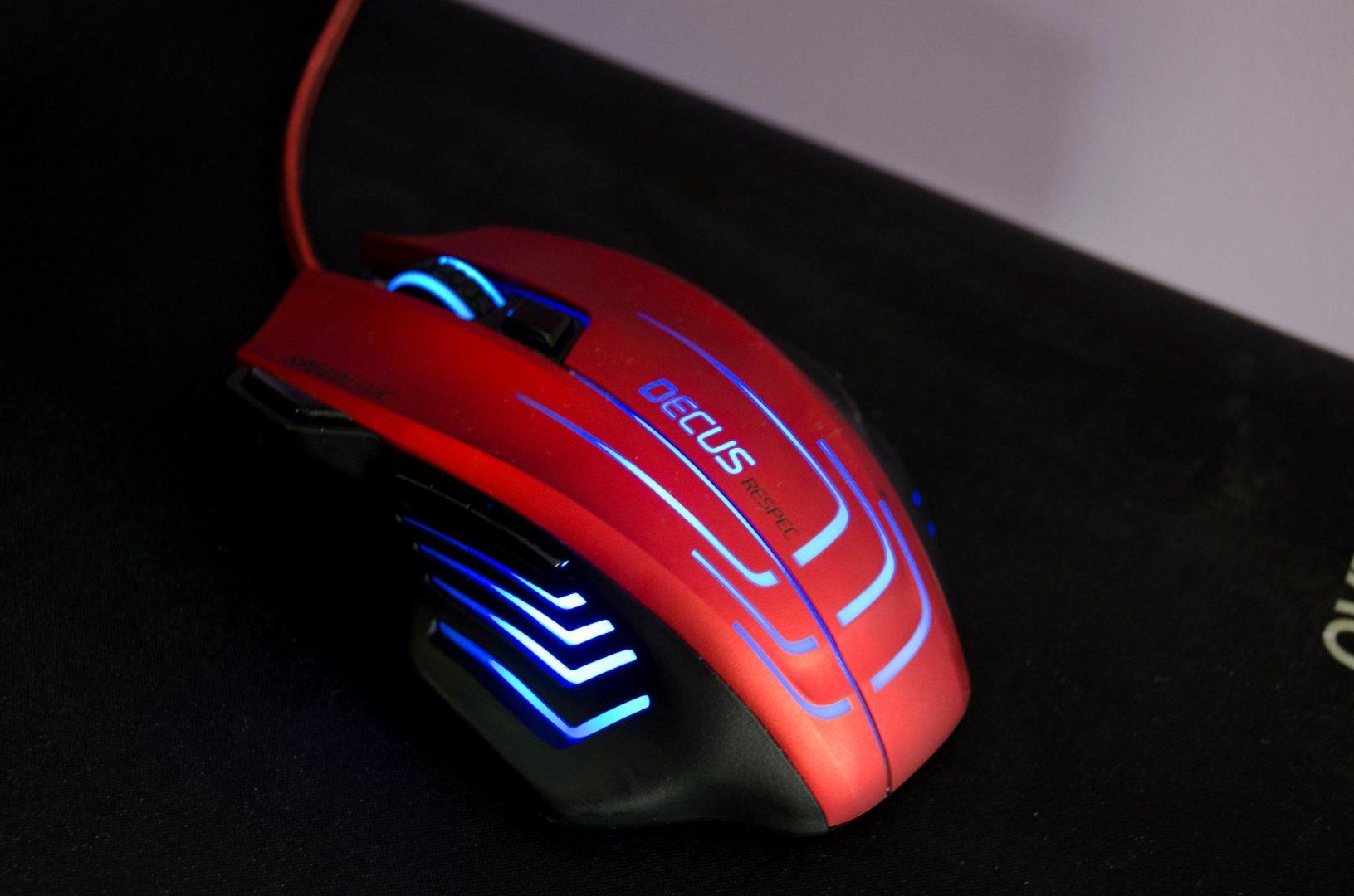 speedlink decus respec gaming mouse review