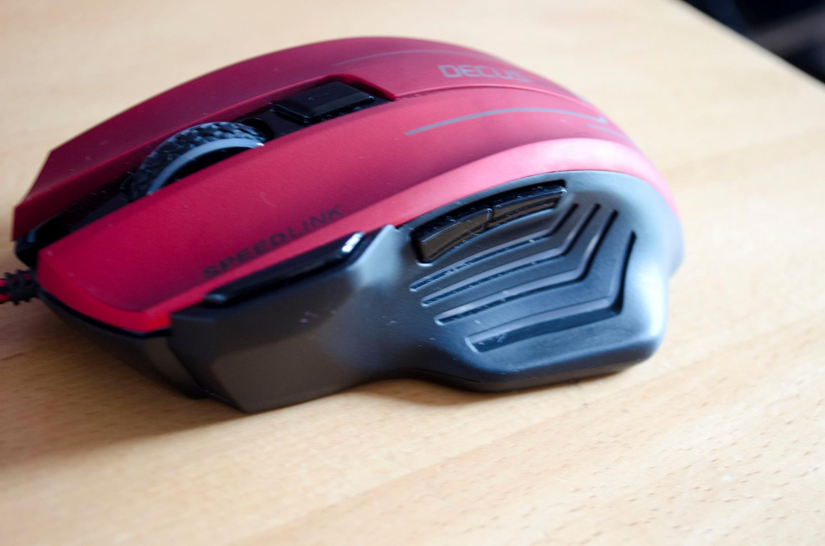 Speedlink Decus Respec Gaming Mouse Review