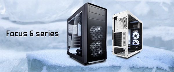Fractal Design launch new Focus G Series