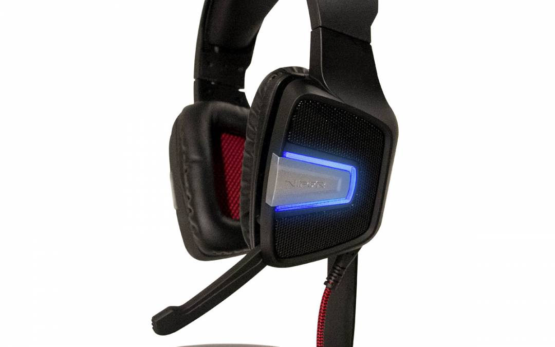 Patriot Announces Release of the Viper Gaming Headset Stand/USB 3.0 Hub