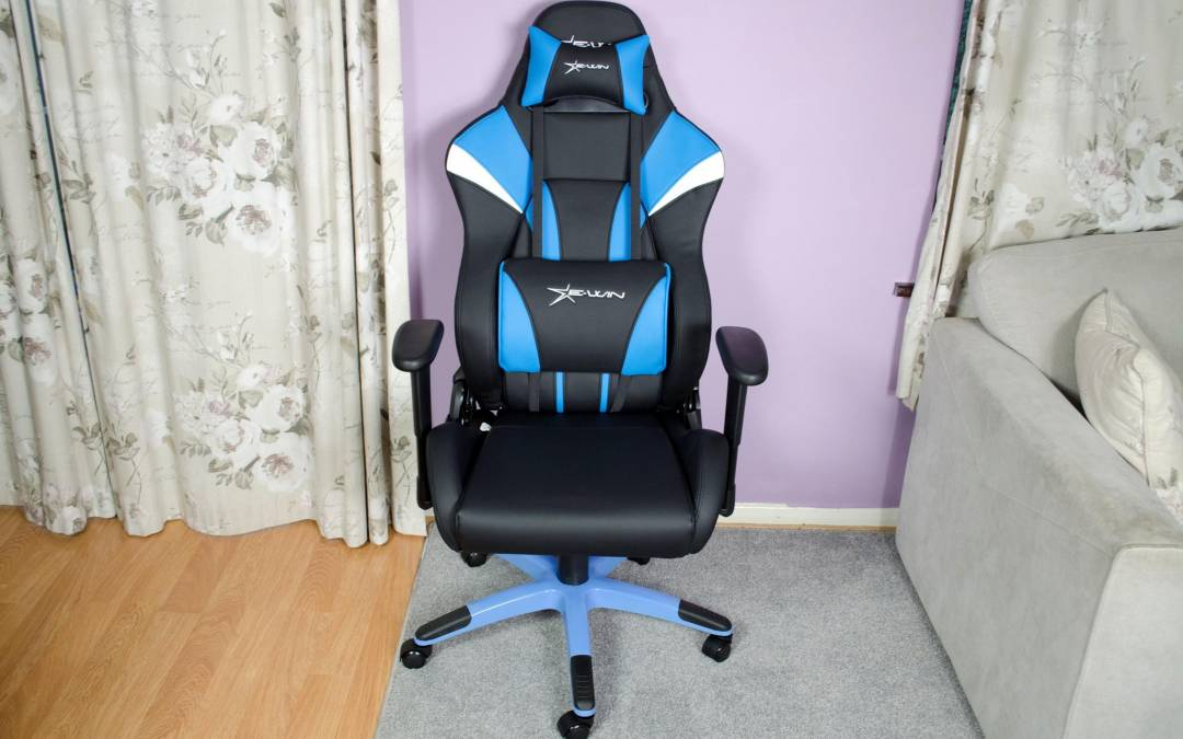 E-Win Hero Series Ergonomic Gaming Chair Review