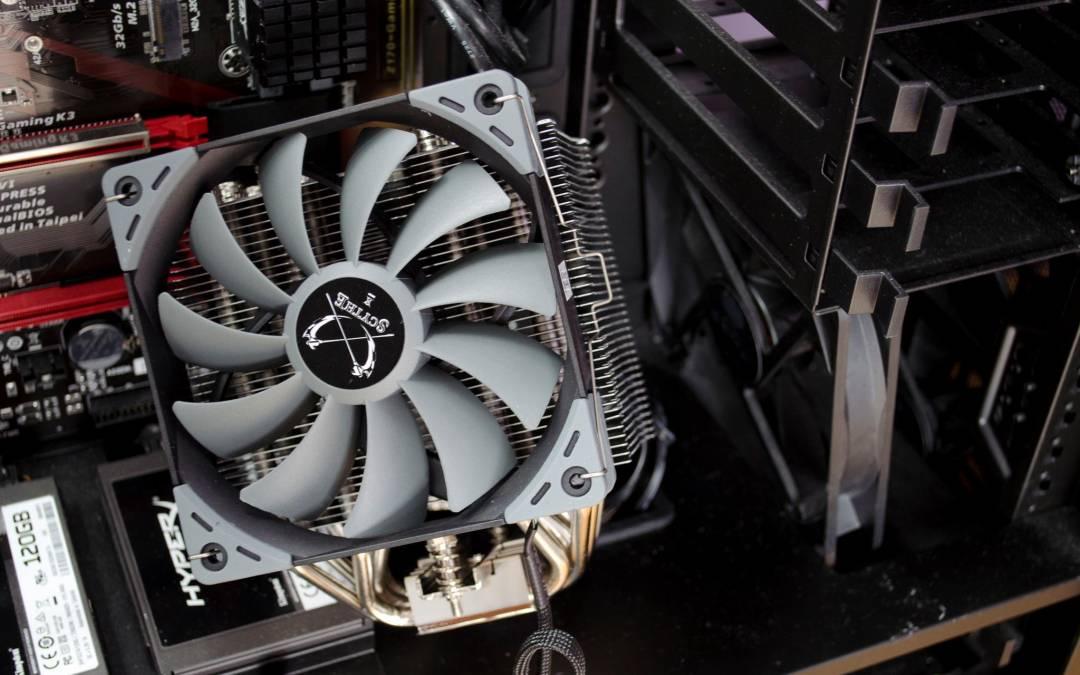 Scythe Mugen 5 CPU Cooler Review