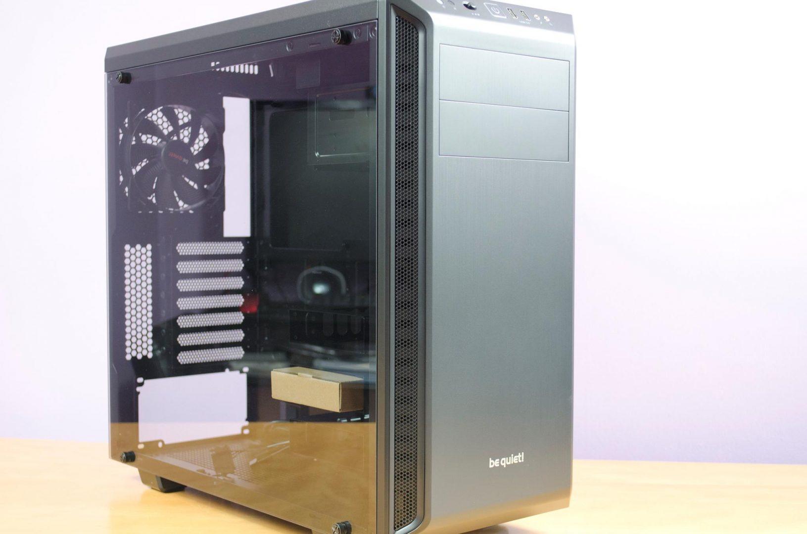 be quiet! PURE BASE 600 PC Case Review