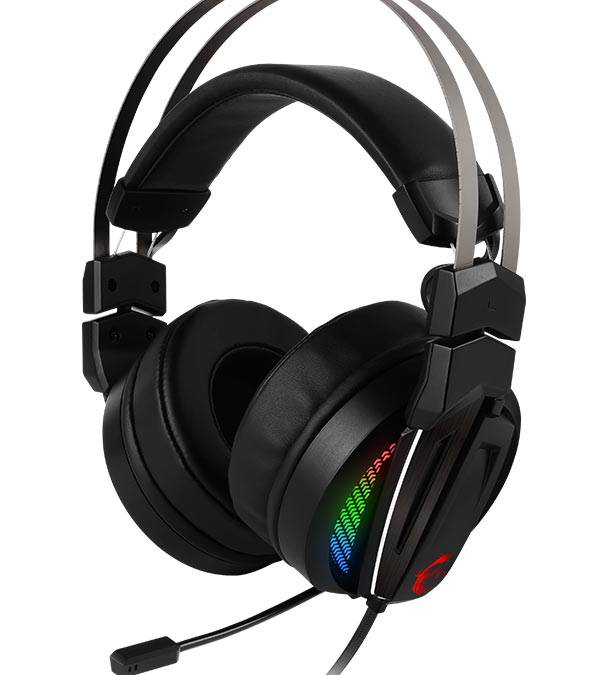 MSI ANNOUNCES IMMERSE GH70 GAMING HEADSET