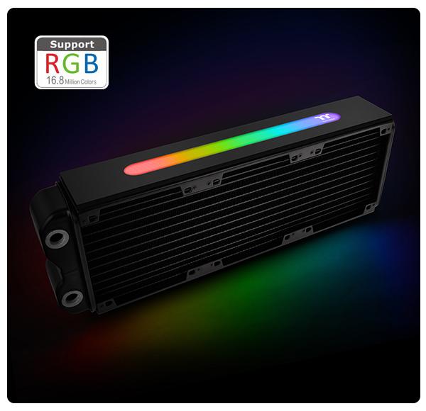 Thermaltake New Pacific RL360 Plus RGB Radiator
