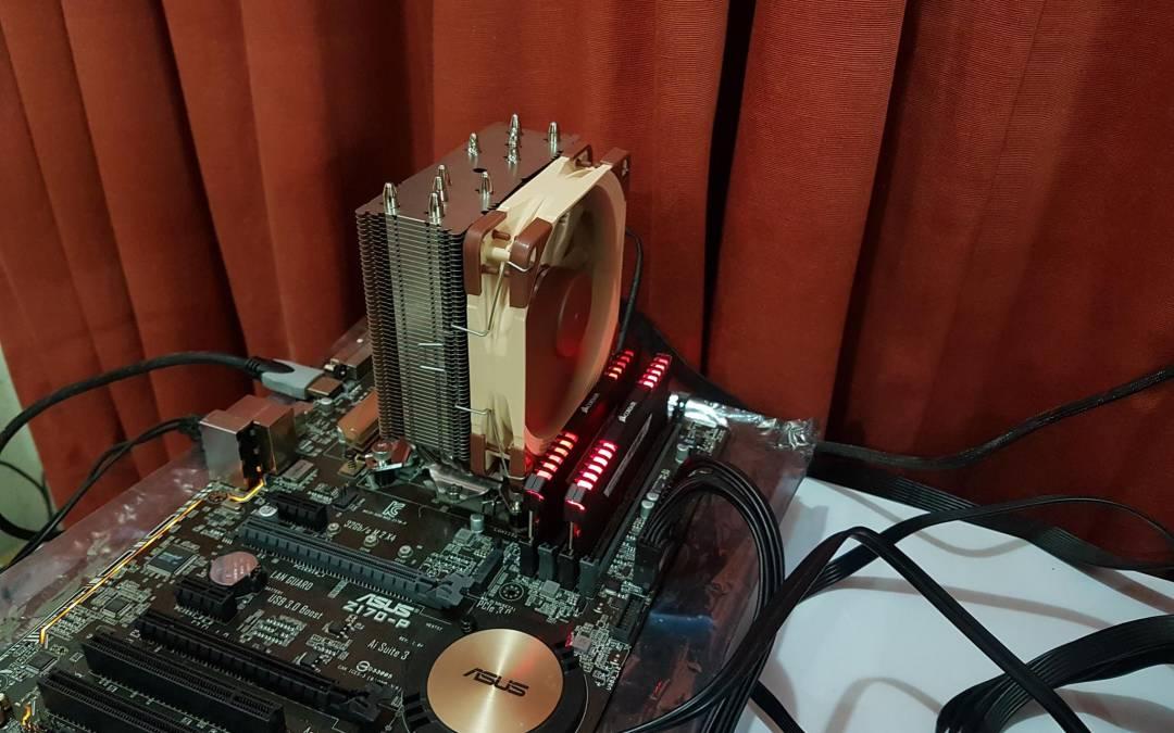Noctua NH-U12S U-Type Tower CPU Cooler Review