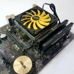 Reeven Brontes Low Profile Air CPU Cooler Review
