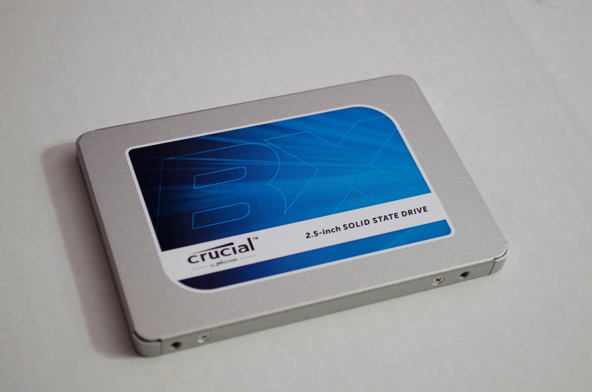 Crucial BX300 240GB SSD Review