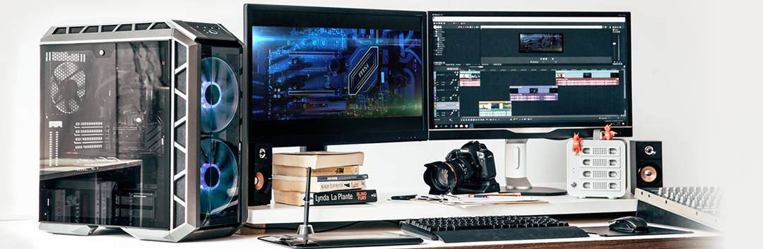 MSI launches 4K video editing PC build guide