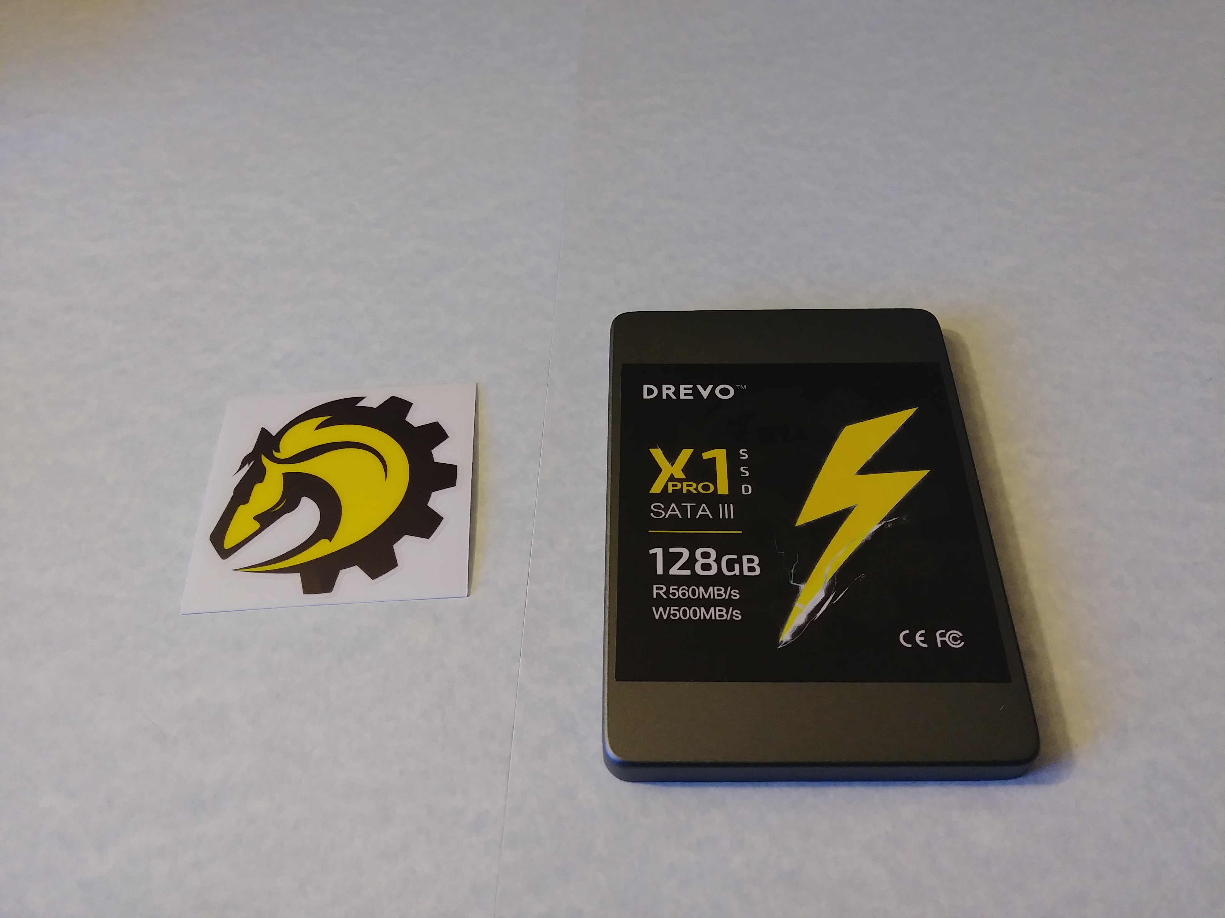 DREVO X1 Pro 128GB SSD Review