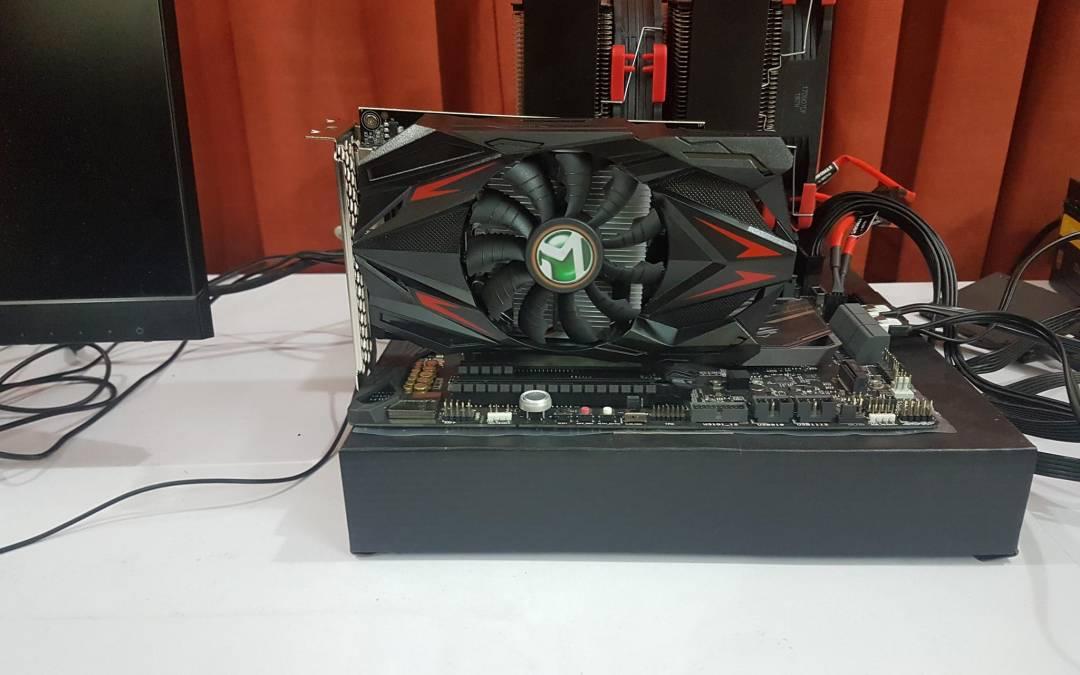 Maxsun GeForce GTX 1050 2G Graphics Card Review