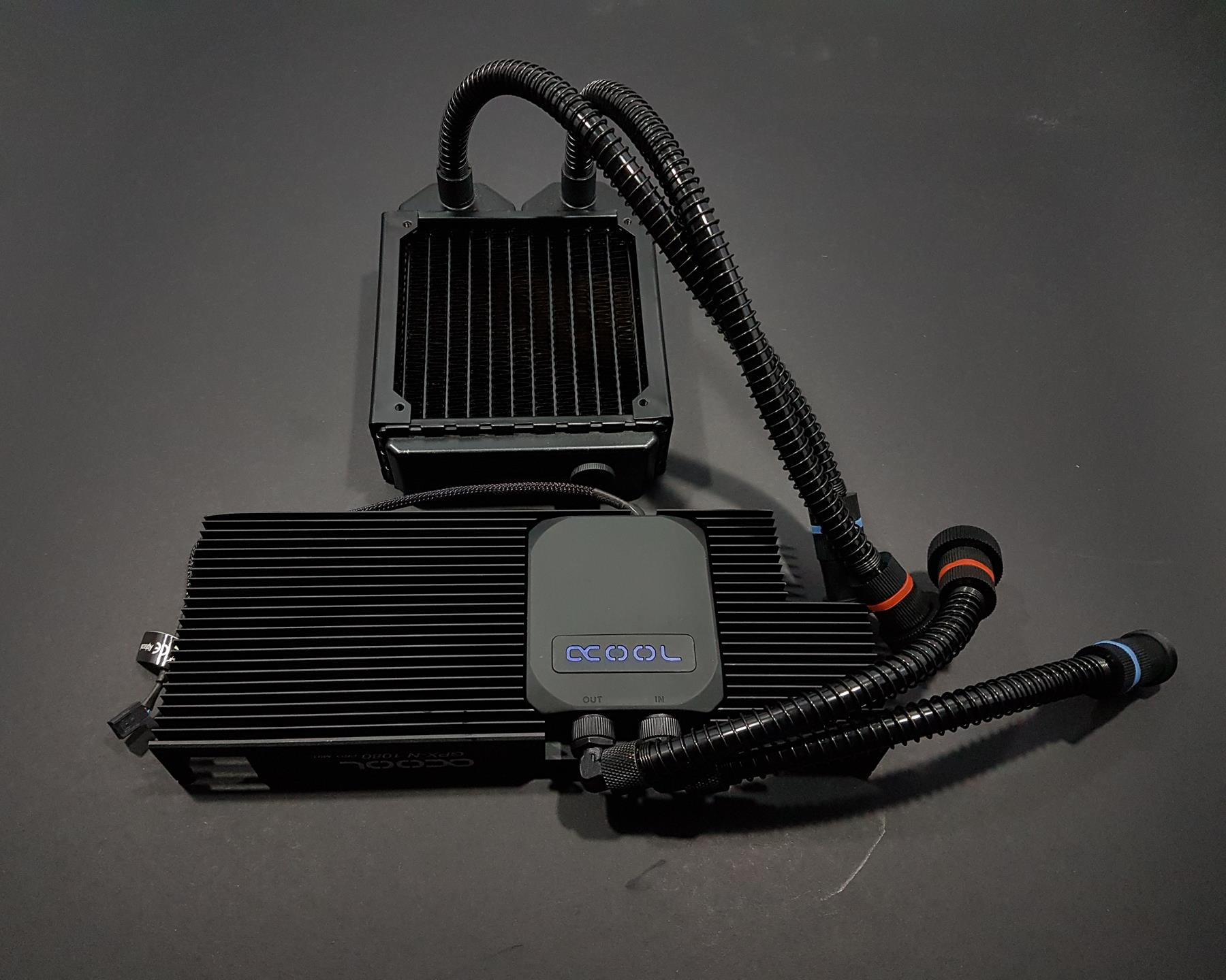 Alphacool Eiswolf GPX-N 1080Pro-M01