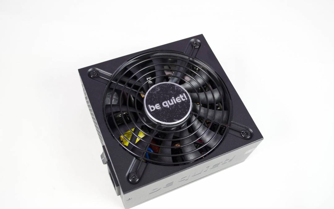 be quiet! SFX L 500W Power Supply Overview