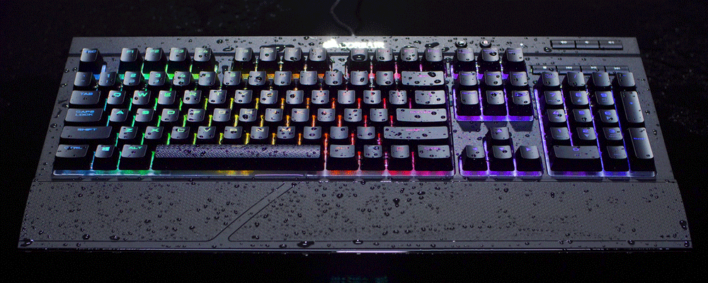 Meet The All New CORSAIR K68 RGB Mechanical Gaming Keyboard