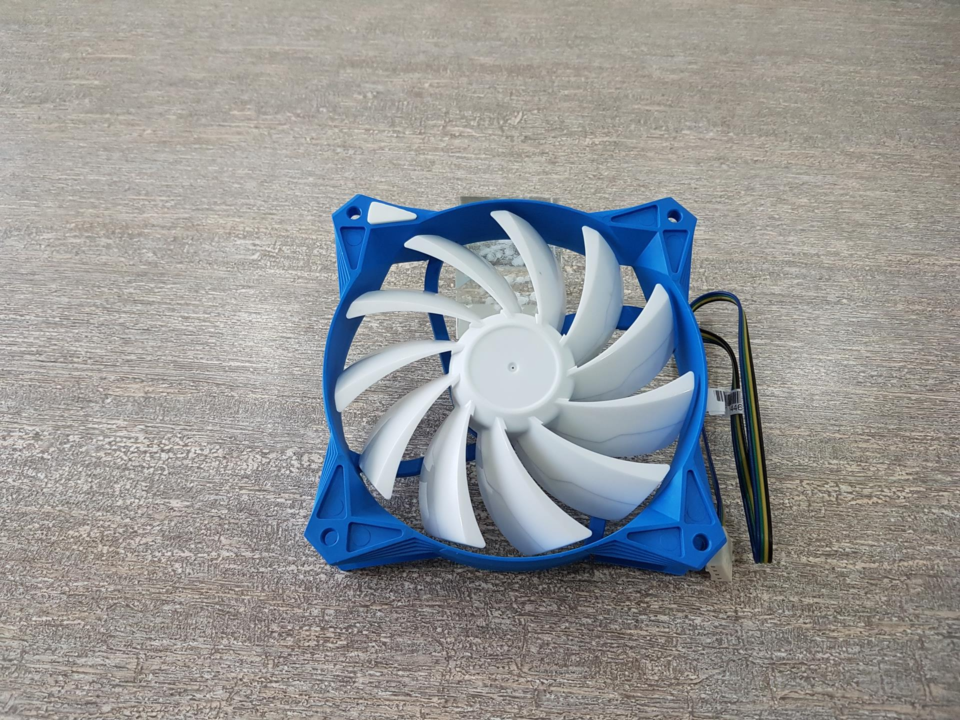 SilverStone SST-FW122 Professional PWM 120mm Fans Review