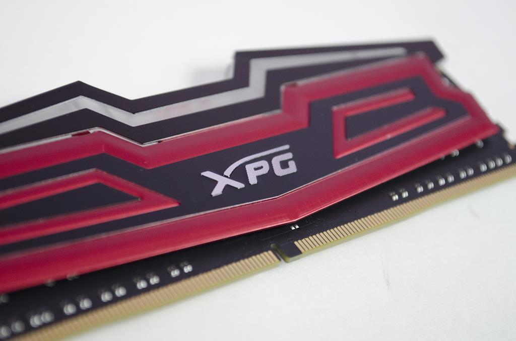 ADATA XPG Dazzle DDR4 2400 MHz LED Memory