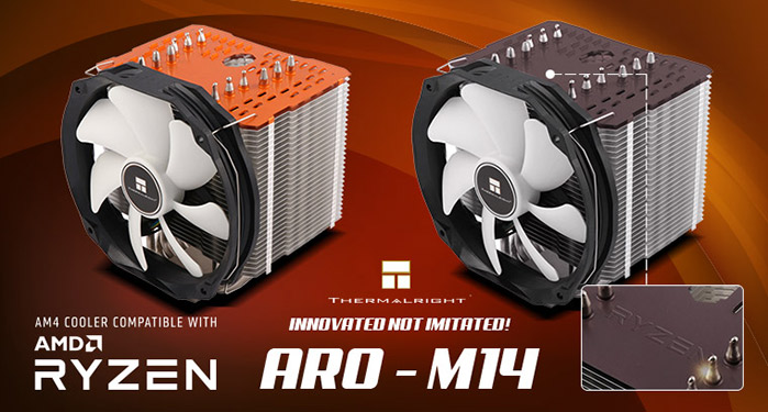 Introducing the new Thermalright ARO-M14
