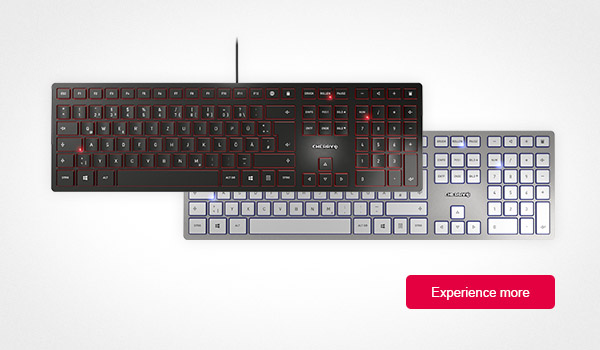 CHERRY Announces The New KC 6000 SLIM Keyboard