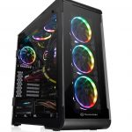 Thermaltake Releases New View 32 TG RGB Edition Mid-Tower Chassis