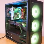 Thermaltake V200 RGB Tempered Glass Case Review