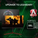 AOC's new super-fast and award-winning AGON 3 curved gaming displays are about to hit the shelves!