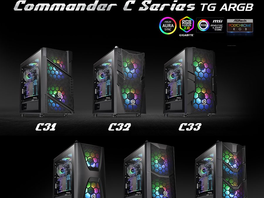 Thermaltake New Commander C Series