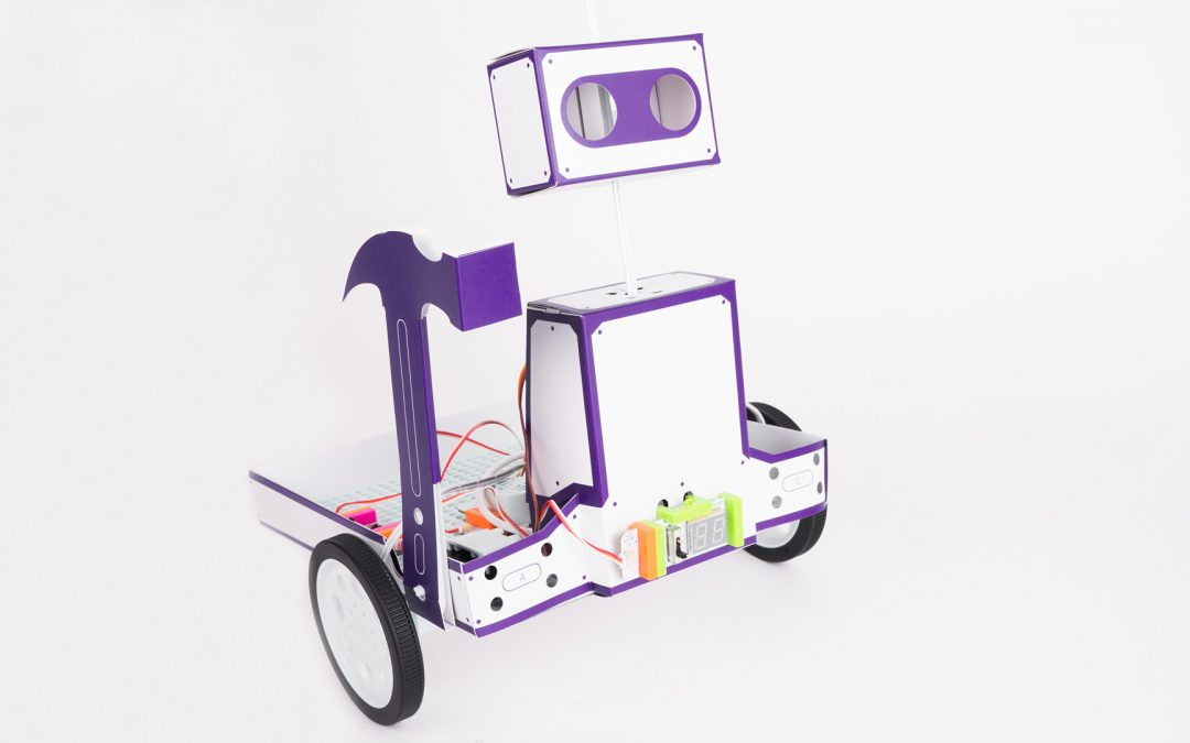 LittleBits Space Rover Inventor Kit Review