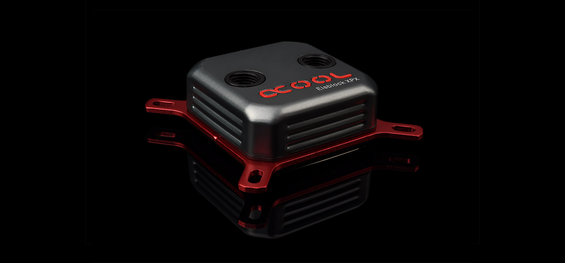 Alphacool Eisblock XPX CPU Water Block Review