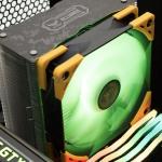 Scythe presents Kotetsu Mark II & Choten TUF Gaming Alliance Coolers