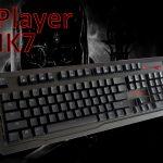 1STPLAYER MK7 Mechanical Gaming Keyboard Review