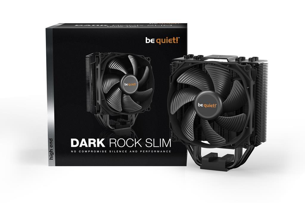 be quiet! Announces Dark Rock Slim CPU Cooler