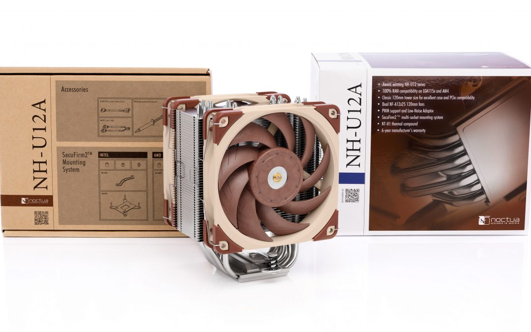Noctua NH-U12A CPU Air Cooler Review