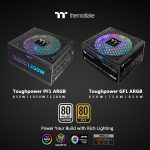 Thermaltake New Toughpower PF1/GF1 ARGB Power Supply