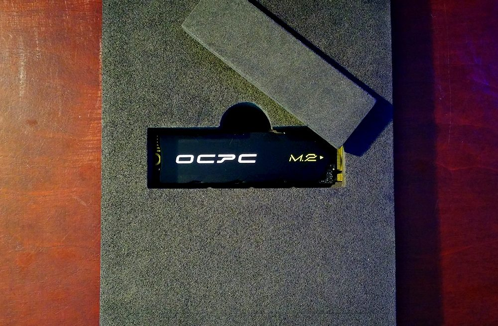 OCPC M.2 PCIe NVMe 512GB XTREME Review