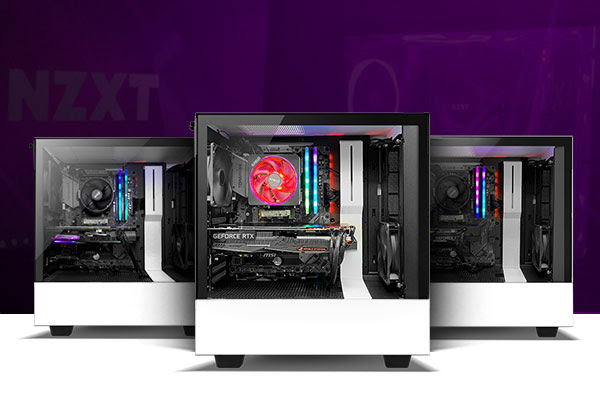 Introducing New Starter and Streaming PCs from NZXT BLD