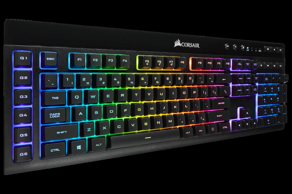 CORSAIR Launches K57 RGB Wireless Gaming Keyboard