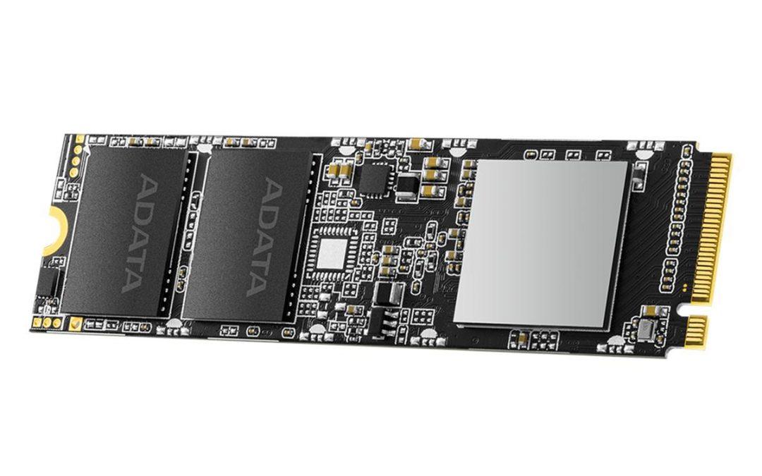 XPG Launches SX8100 PCIe Gen3x4 M.2 2280 SSD