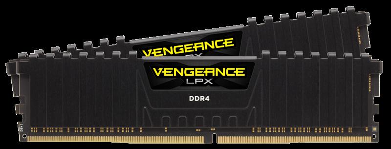 CORSAIR Releases Record-Setting 4,866MHz VENGEANCE LPX DDR4