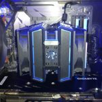 Rajintek DELOS RBW Tripple Fan CPU Cooler Review