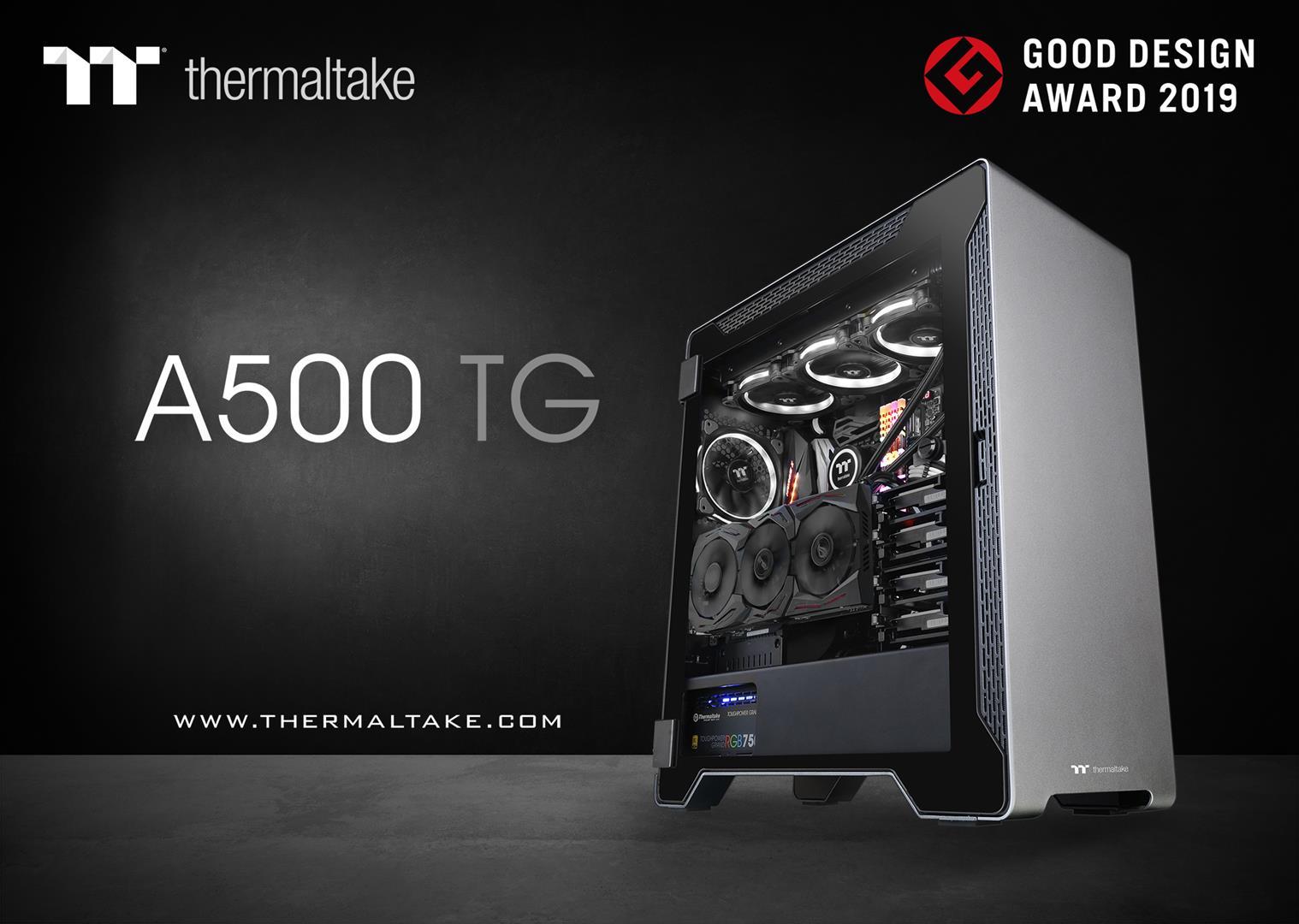 "Thermaltake wins the ""2019 Good Design Award"