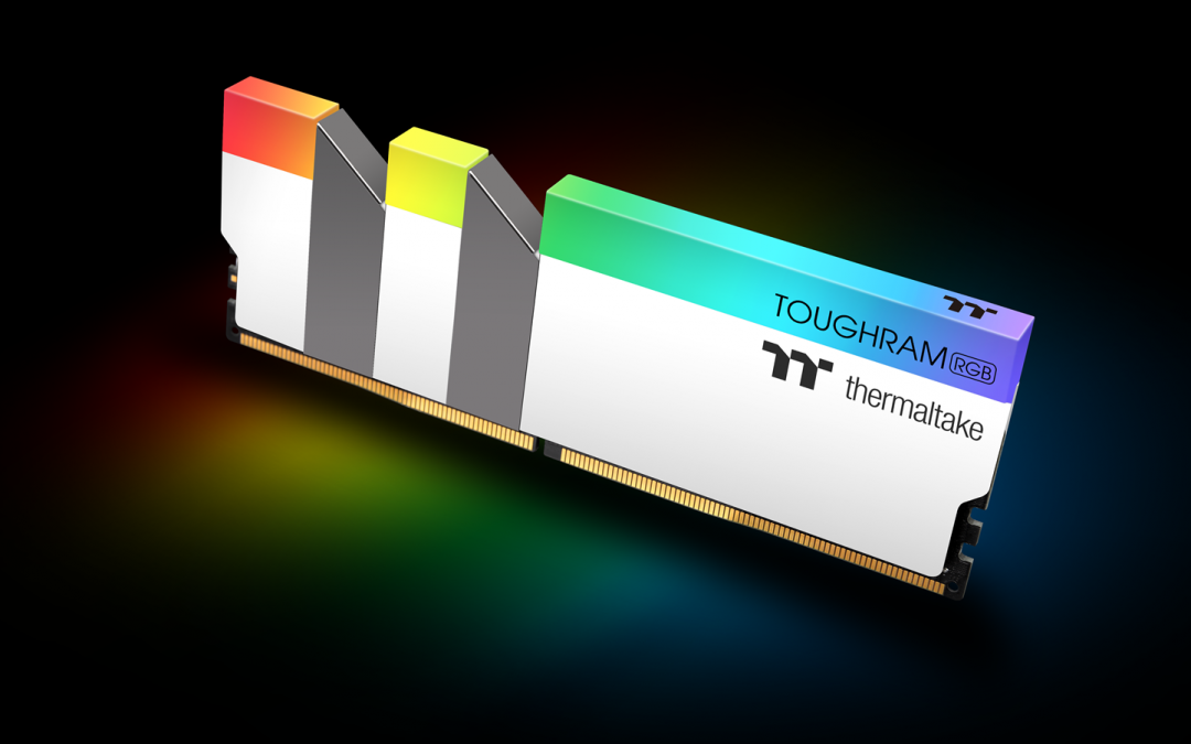 Thermaltake Releases TOUGHRAM RGB DDR4 Memory Kit
