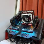 GELID Solutions Phantom Black CPU Air Cooler Review