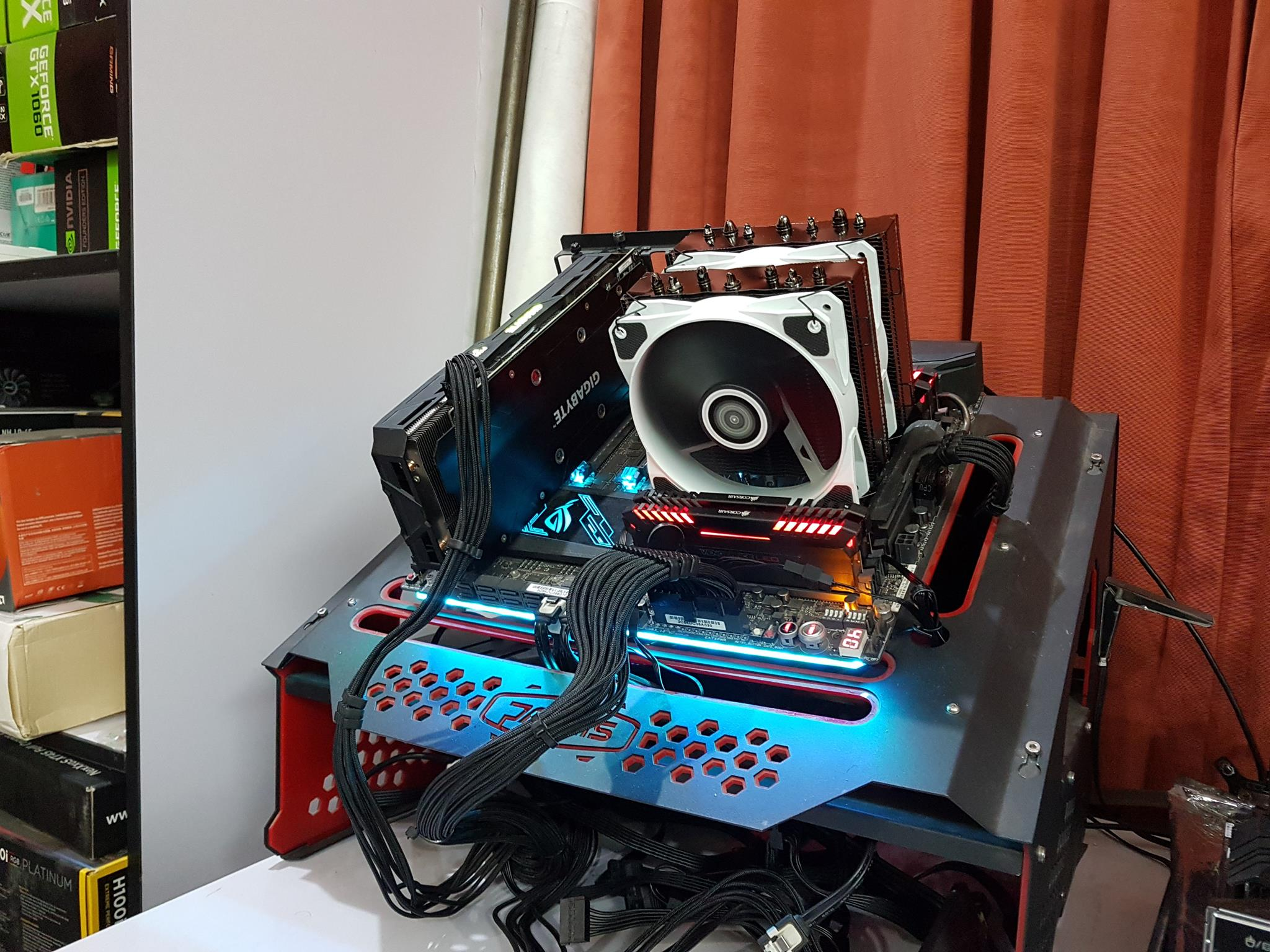 GELID Solutions Phantom Black CPU Air Cooler Review