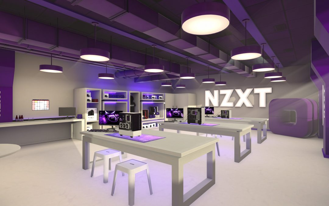 Introducing the NZXT Workshop DLC for PC Building Simulator