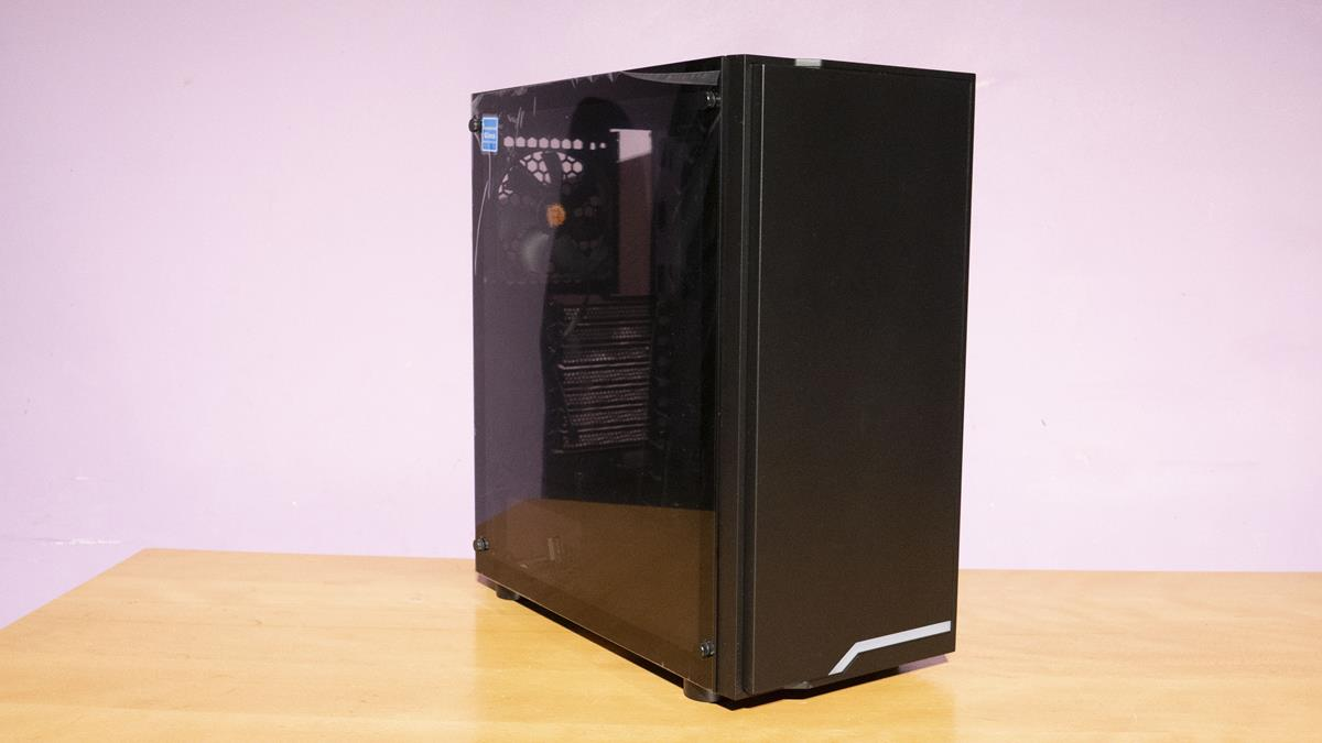Thermaltake H100 TG PC Case Review