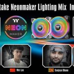 Thermaltake Announces NeonMaker Lighting Mix Invitational Season 1