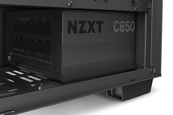 NZXT Announces the C Series Line of ATX PSUs